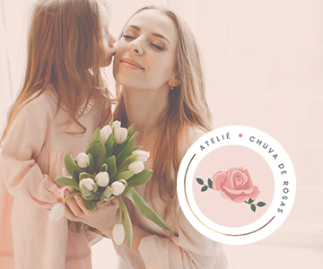 branding chuva de rosas atelier